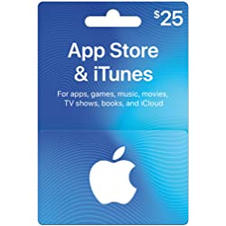 App Store & iTunes gift cards image link