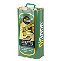Disano Extra Virgin Olive Oil Tin, 5L