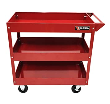 excel tool cart