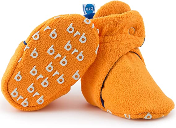 Heat Treats Toddlers Rocket Ship Easy Access Fleece Slipper Booties