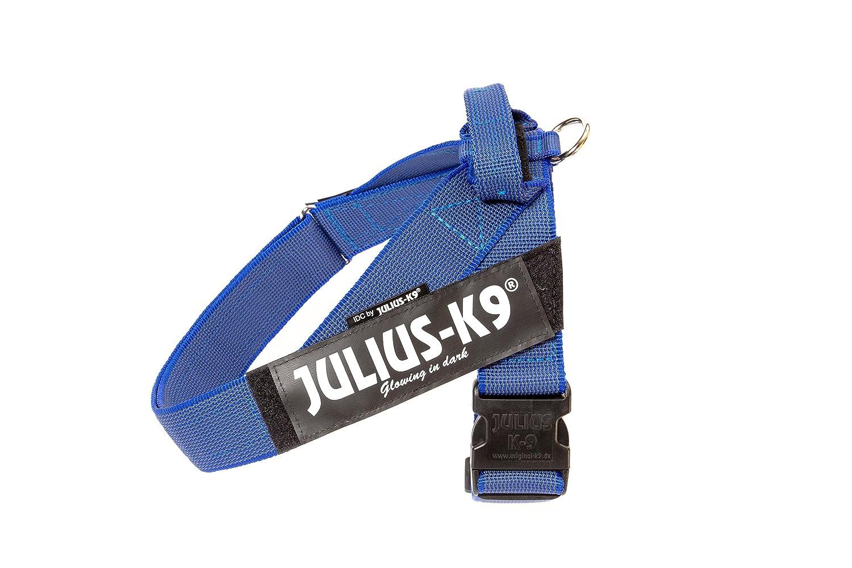 Julius-K9 Arnés de Correa Color & Gray, Talla: 1, Azul-Gris ...