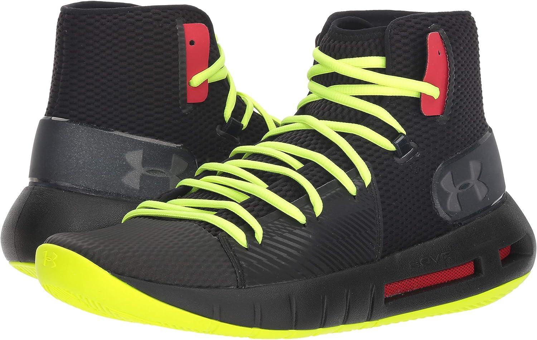 Under Armour Mens HOVR Havoc Basketball Shoes Scarpe da Pallacanestro Uomo