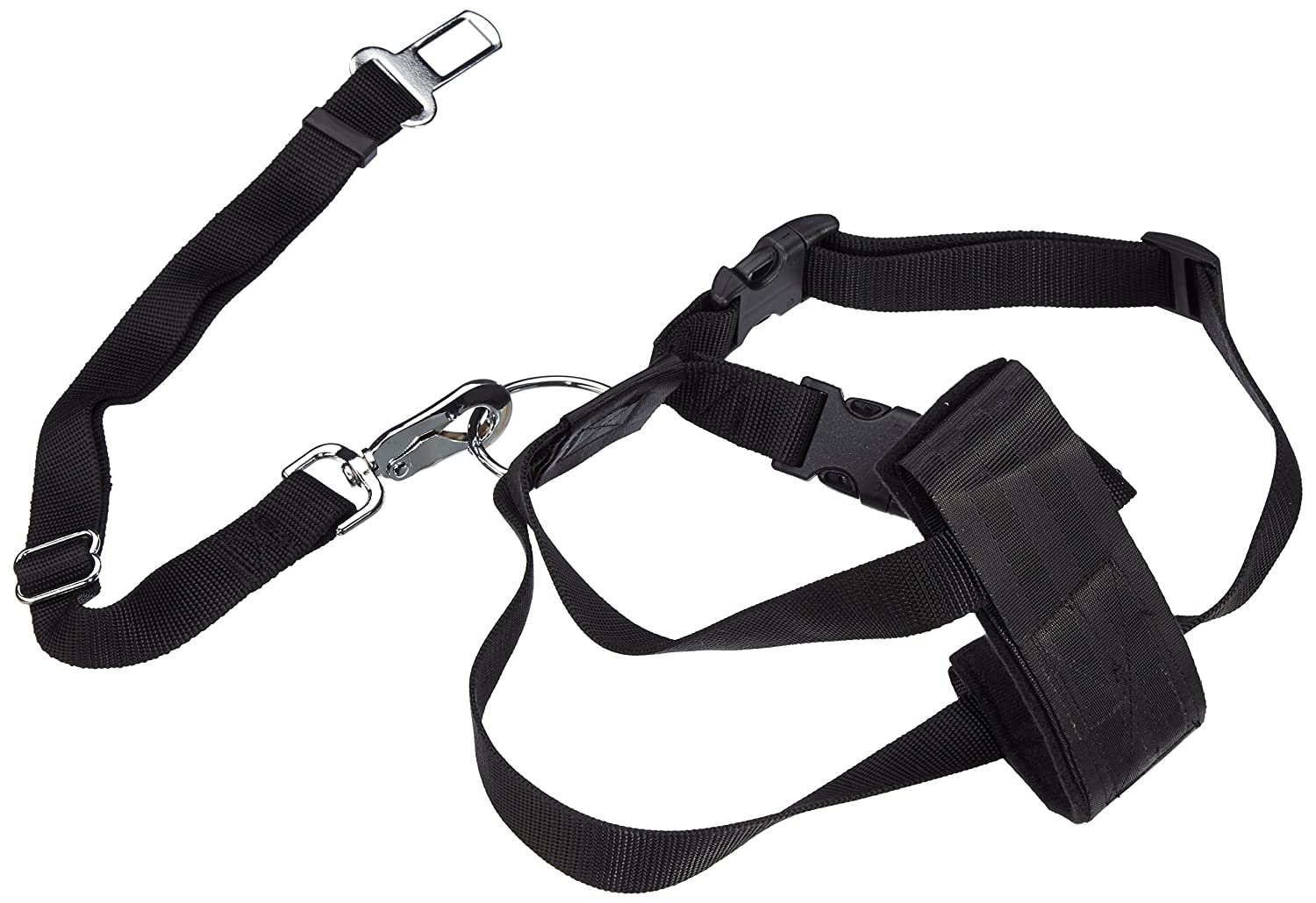 (L, Black) Trixie Car Harness