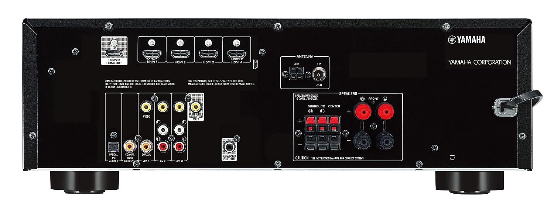 Yamaha RX-V379, Yamaha RX-V379 Test, Yamaha RX-V379 kaufen, Yamaha RX-V379 günstig, Yamaha RX-V379 Erfahrung, Yamaha RX-V379 5.1 AV-Receiver (135W, Bluetooth, 4K Ultra HD) schwarz, Yamaha RX-V379 5.1 AV-Receiver, Yamaha RX-V379 5.1, AV Receiver Test, AV Receiver Test, Yamaha RX-V379 im Test, Yamaha RX-V379 5.1 AV-Receiver Testen