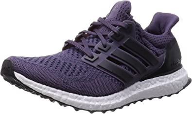 adidas Ultra Boost W - Zapatillas para Mujer, Color Morado/Negro, Talla 42: Amazon.es: Zapatos y complementos