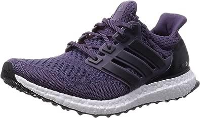 adidas Ultra Boost W - Zapatillas para Mujer, Color Morado/Negro, Talla 42: Amazon.es: Zapatos y complementos