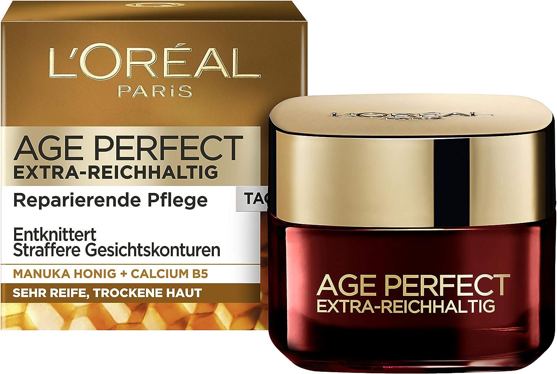 L Oréal Paris Age Perfect extra de reichhaltig Manuka Día Cuidado ...