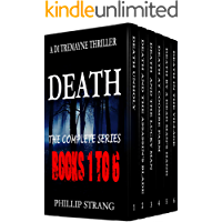 The DI Tremayne Thriller Series: Books 1 - 6: The Complete Series