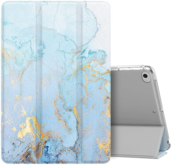 with Auto Wake//Sleep Function For Apple iPad Mini 1//2//3 Generation.-Black Ultra Slim Lightweight Multiple Angles Stand Case MiusiCase iPad Mini 1 2 3 Case PU Leather+TPU Rear cover