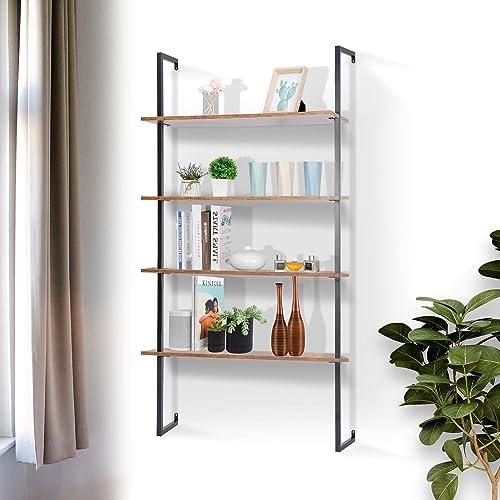 ZenStyle 4-Shelf Bookcase Review