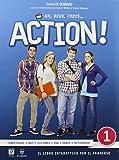 Un, deux, trois... action! Con espansione online. Per le Scuole superiori: 1
