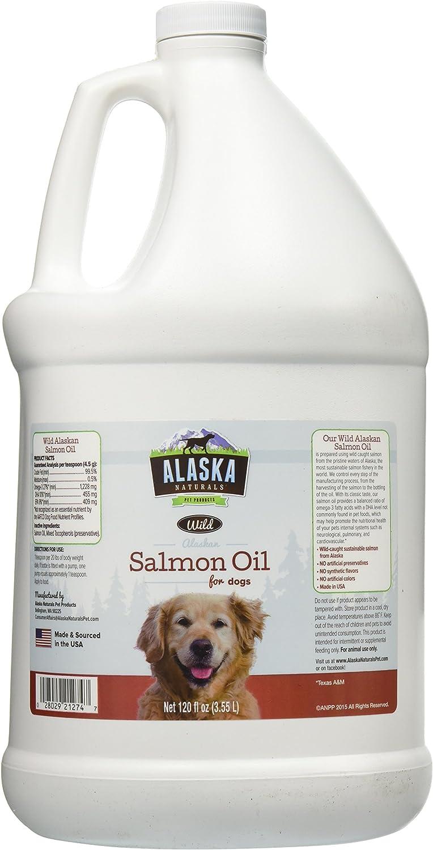 Alaska Naturals Salmon Oil for Dogs