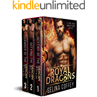 Royal Dragons: A Three-Book Complete Series Box Set