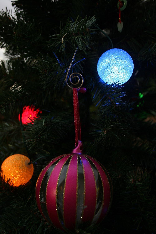 Heavy duty ornament hooks - Amazon Com Heirloom Decorative Hooks Christmas Ornament Outdoor Stainless Steel Heavy Duty Set Of 25 Home Kitchen