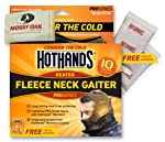 HotHands - Cuello de Forro Polar con calefacción