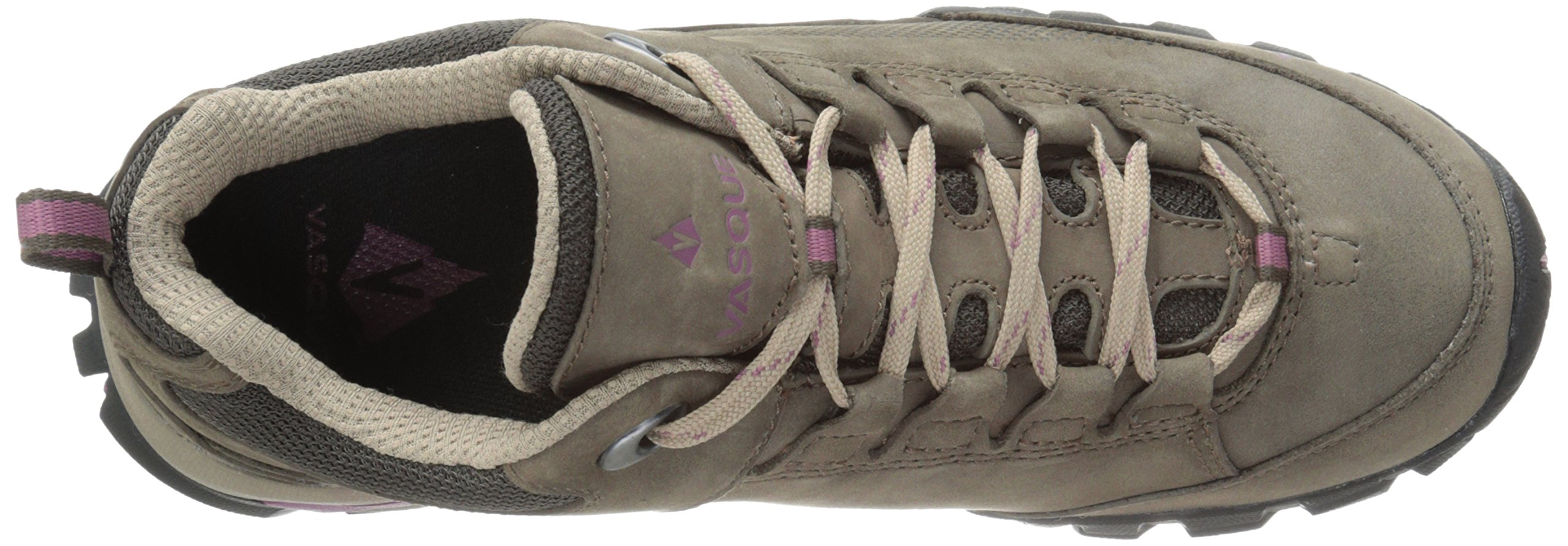 Vasque Women's Talus Trek Low UltraDry Hiking Shoe, Black Olive/Damson, 8.5 M US by Vasque (Image #8)