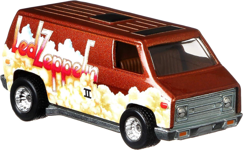 Hot Wheels Super Van 2//5 Bronce