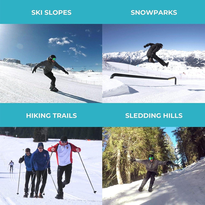 フィート スノー 靴を履いたままゲレンデを滑る!? 海外で話題の新スポーツ「Snowfeet」