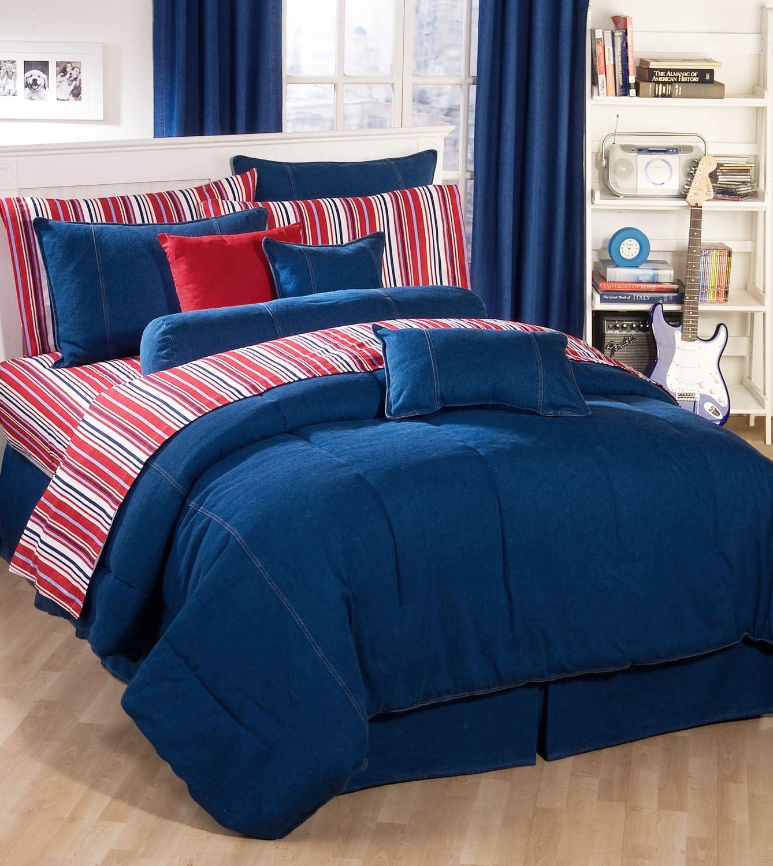 - Amazon.com: Denim Daybed Comforter Set 5 Piece: Home & Kitchen