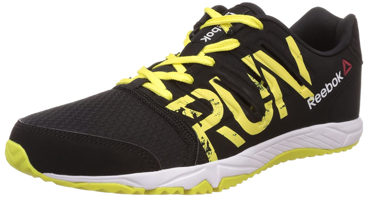 buy popular 07b41 47438 Reebok Boy s Ultra Speed Jr Sports Shoes  Buy Online at Low Prices in India  - Amazon.in