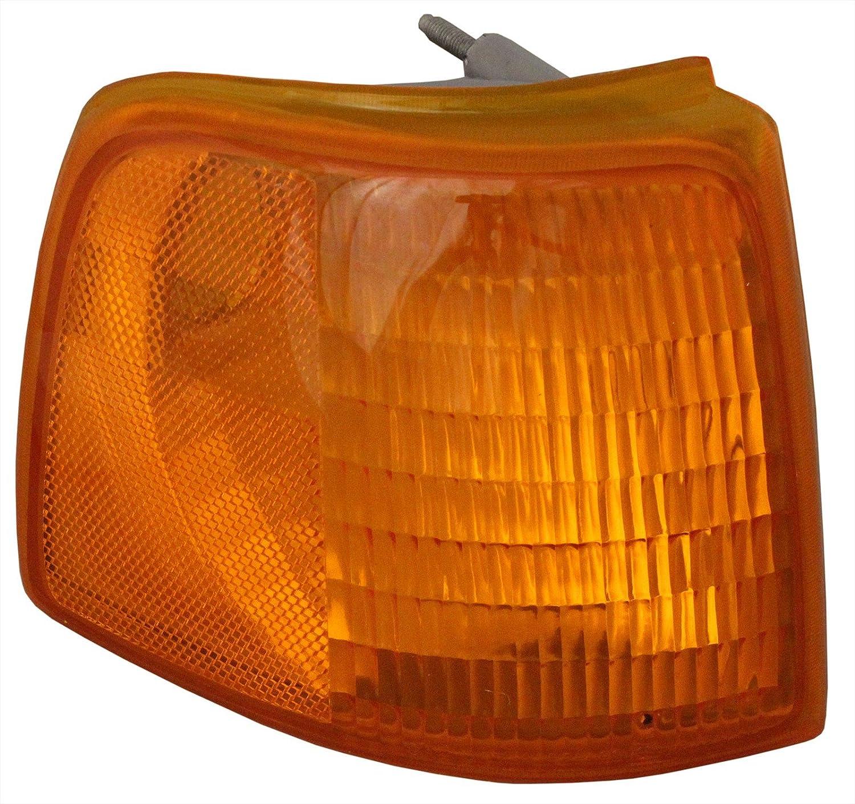 93-97 Ford Ranger Corner Light Turn Side Marker Signal Lamp Right Lens /& Housing After Market 4333019178