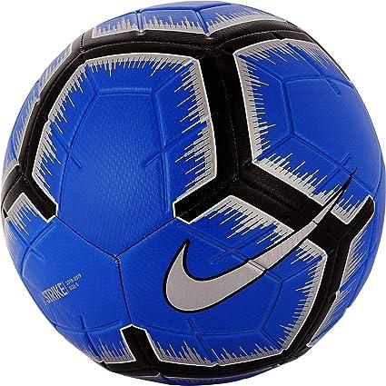 Nike Strike - Balón de fútbol, Todo el año, Color Racer Blue/Black ...