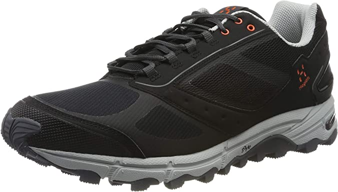Haglöfs gram Gravel, Zapatillas de Trail Running para Hombre, Negro (True Black 2c5), 43 1/3 EU: Amazon.es: Zapatos y complementos