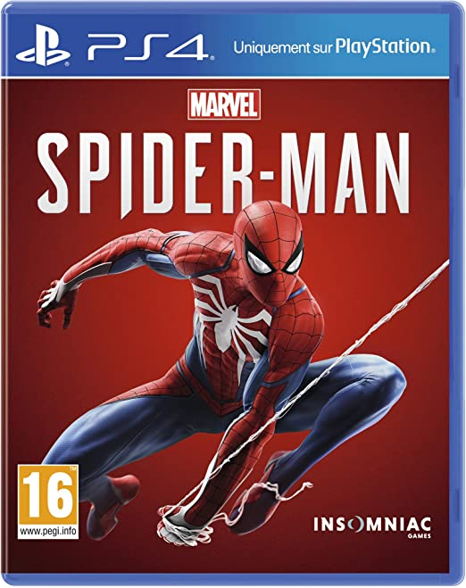 Marvels Spider-Man - PlayStation 4 [Importación francesa]: Amazon ...