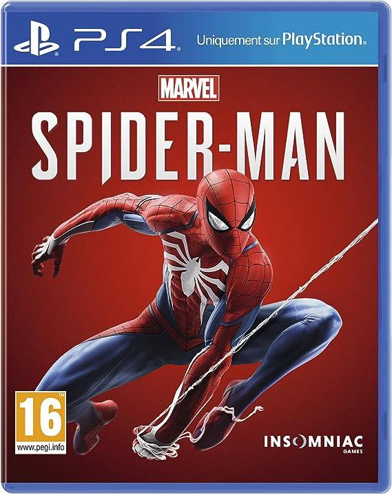 Marvels Spider-Man - PlayStation 4 [Importación francesa]: Amazon.es: Videojuegos