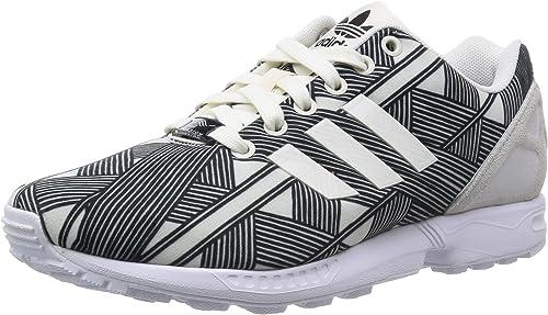 adidas ZX Flux 58 Schuhe grau beige schwarz