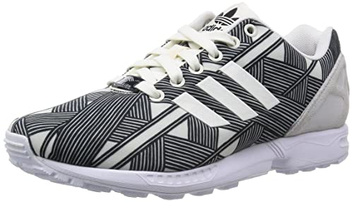 f96316445e24 adidas Women s ZX Flux Low Trainers Size  4