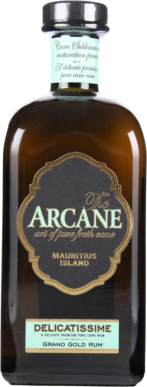 Arcane Delicatissime Gran Ron de Oro - 700 ml