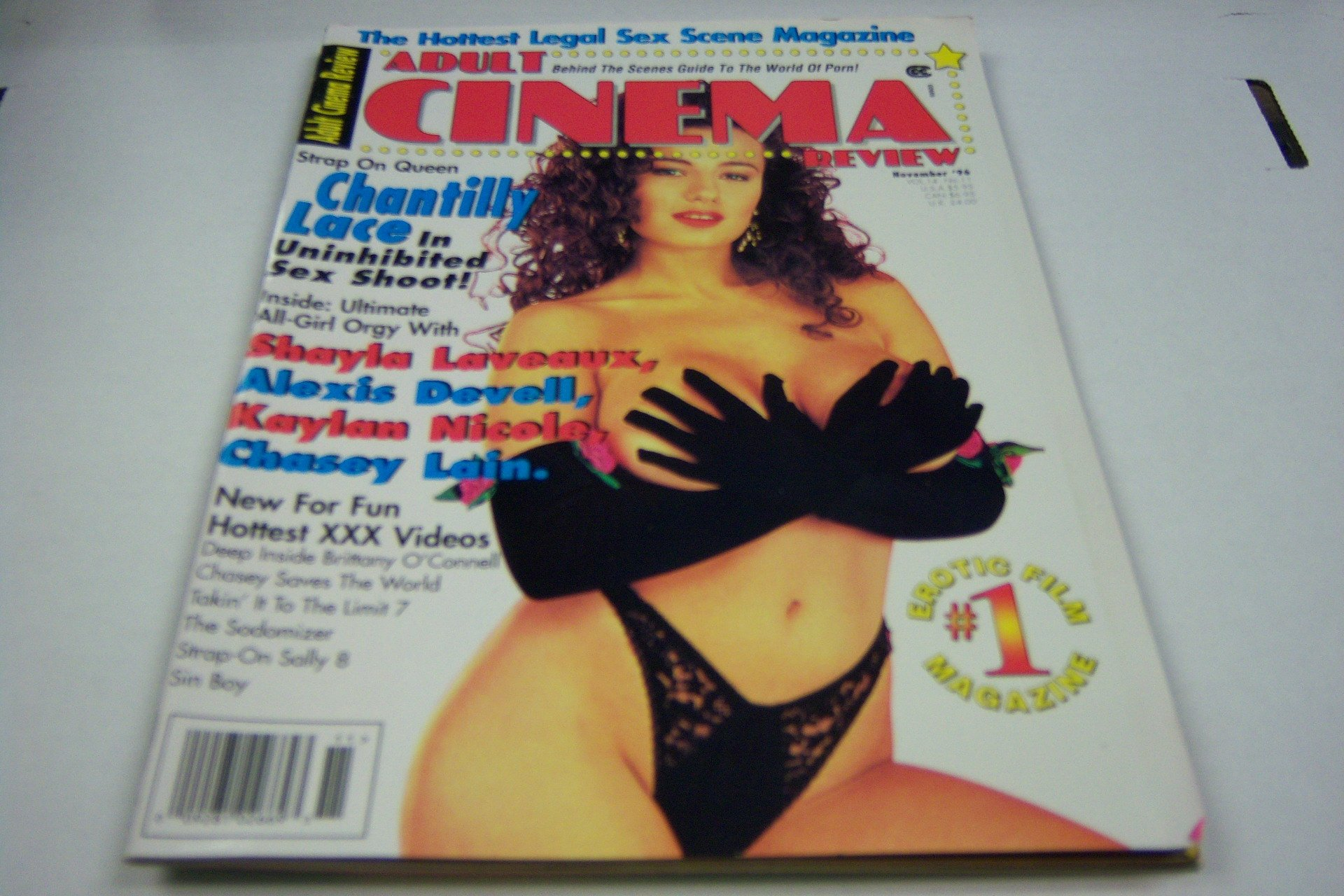 Adult Cinema Review - Busty Adult Magazine -