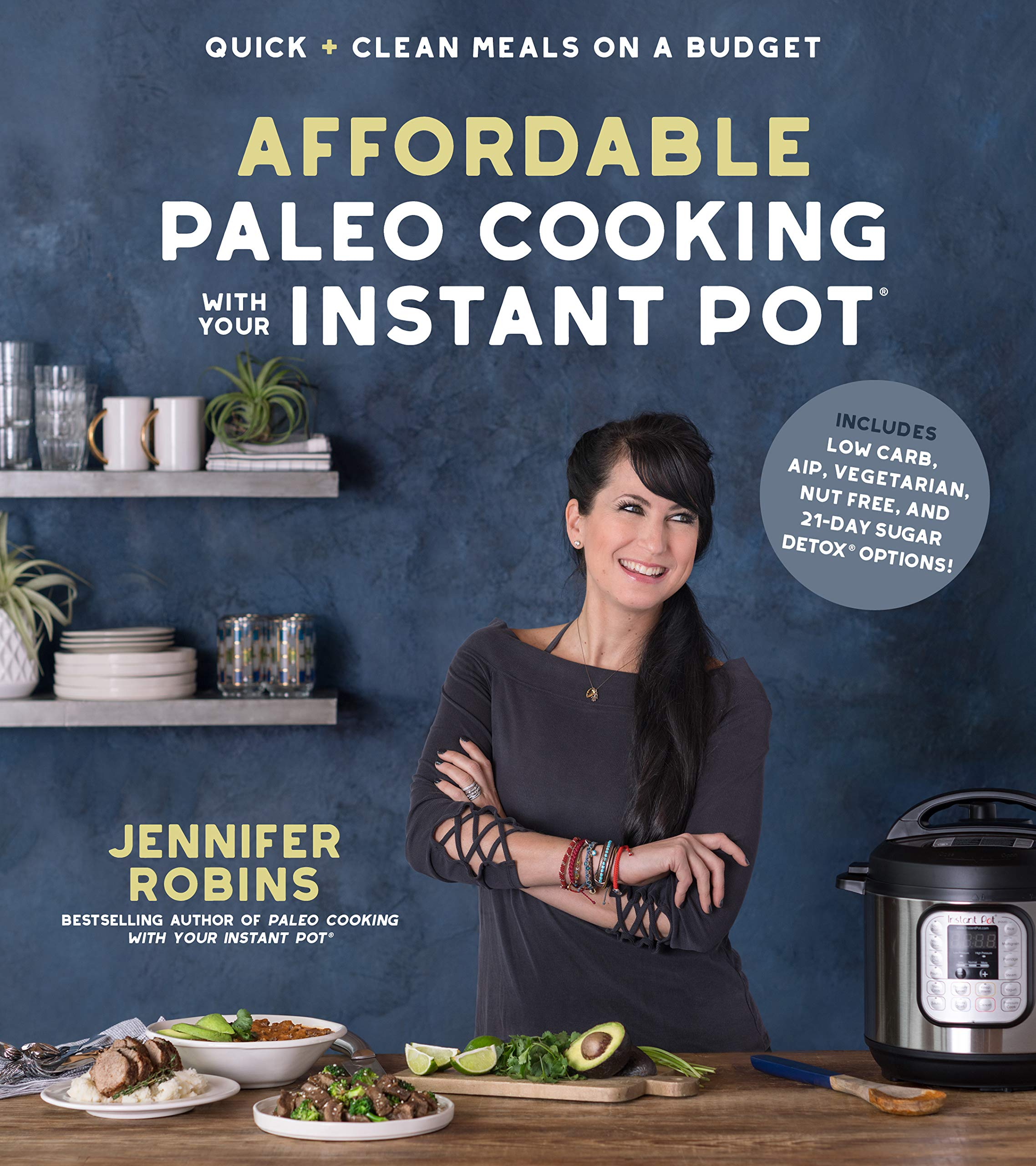 Affordable Paleo Cooking Your Instant product image