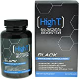 High T Black- Testosterone Booster Supplement- 120 count