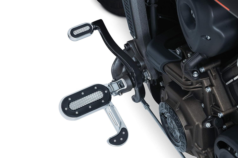 Kuryakyn 7047 Chrome Motorcycle Foot Controls