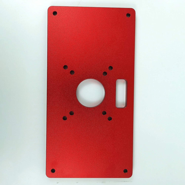 M/áquina de Recorte Flip Board Herramientas Para Trabajar la Madera Auxiliar de Perforaci/ón Trim Para Tablero de Madera Adecuado Para la Distancia del Orificio Del Tornillo 56 X 45 X 54.3mm O 70 X 60