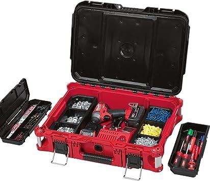 Caja organizadora de herramientas para interiores, 48 – 22 – 8424 ...