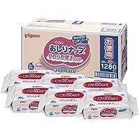 【整箱贩卖】贝亲 湿巾纸 柔软厚实   80片装×16包 (1280片装)