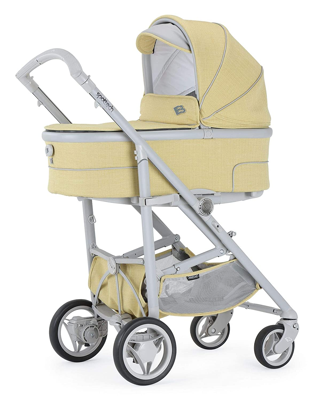 Bebecar Spot Tech - Cochecito de bebé en Sunburst 642 ...