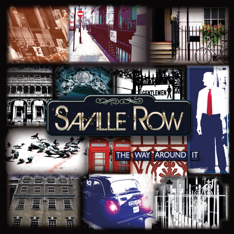 CD : Saville Row - Way Around It (CD)