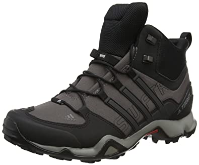 Perfekt adidas Performance Terrex Swift R Mid BB4590 Granit