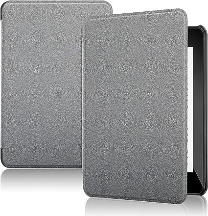 IVSO Funda Carcasa para Nuevo Kindle Paperwhite 2018, Slim PU ...