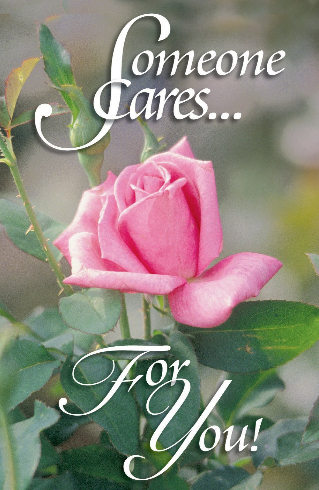 Read Online Someone Cares for You (ATS) (Pack of 25) PDF