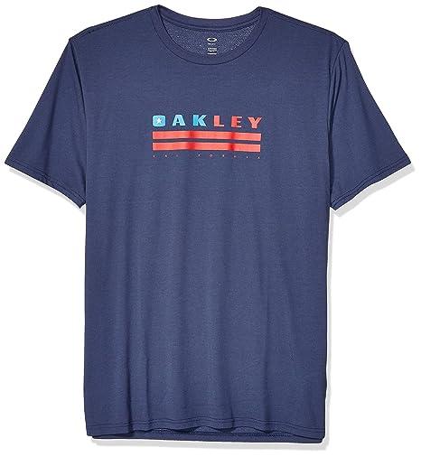 Oakley Mens Oakley California tee Camisa, Blanco, S para Hombre: Amazon.es: Ropa y accesorios