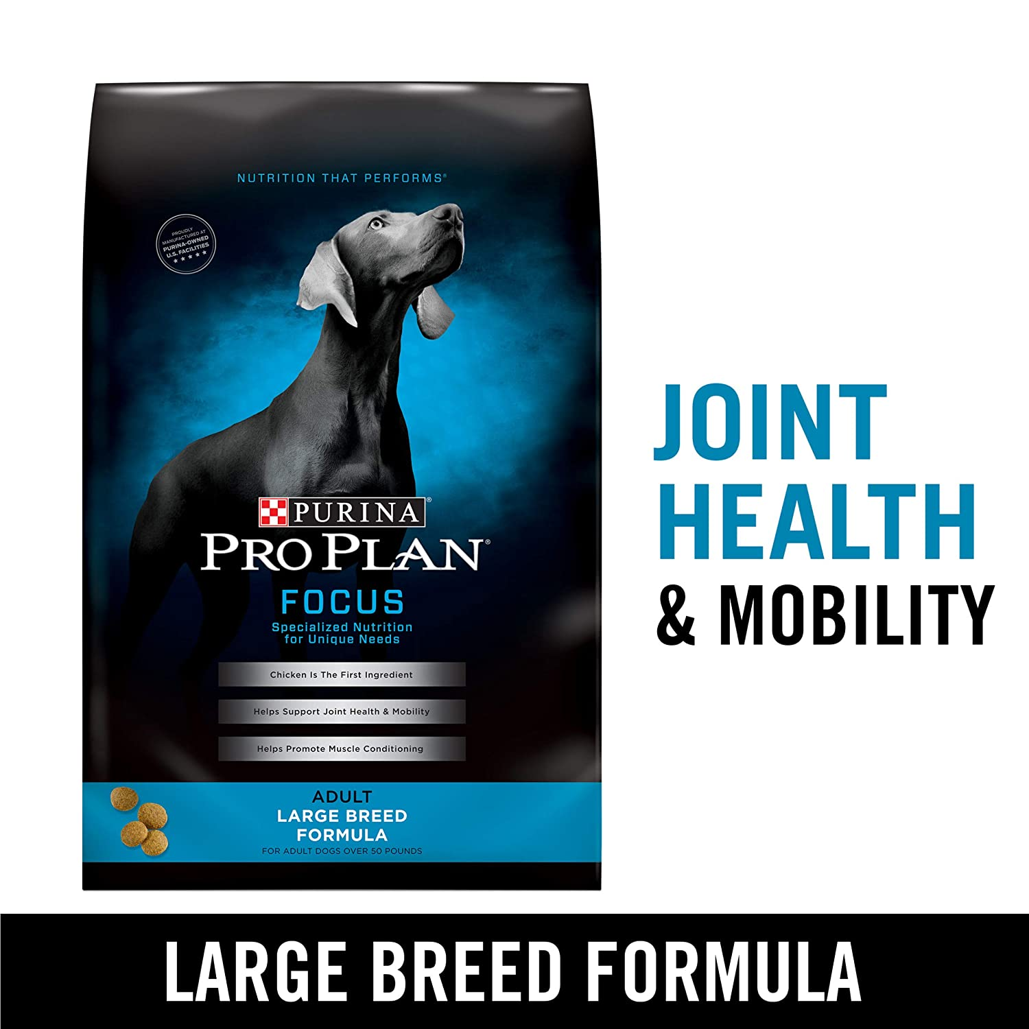 Purina Pro Plan Large Breed Adult Dry Dog Food Wet Dog Food
