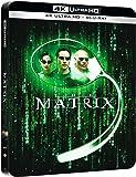 マトリックス 限定スチールブック 特典ディスク付き[4K UHD + Blu-ray 日本語有り リージョンフリー](輸入版)