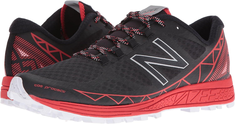 Zapatillas de trail running Mtsumbr para hombre, negras / rojas, 12 2E US: Amazon.es: Zapatos y complementos