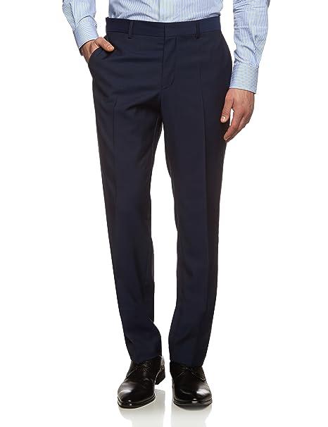 Tommy Hilfiger Pantalón de Traje para Hombre: Amazon.es ...