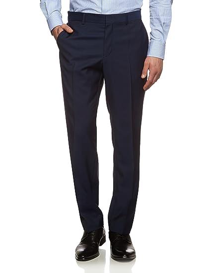 Tommy Hilfiger Rhames Stssld99001 - Pantalón de traje para hombre ...